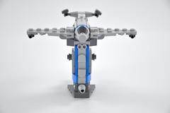Resistance bomber mini 11 (fnxrak) Tags: resistance bomber starwars thelastjedi star wars lego miniscale fnxrak moc