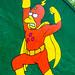 Simpson Superheros