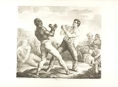 The Boxers (lluisribesmateu1969) Tags: géricault notonview theartinstituteofchicago chicago 19thcentury