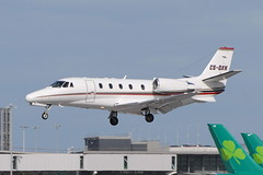 CS-DXH Citation 560XL Net Jets (eigjb) Tags: dublin airport eidw international ireland collinstown jet transport plane spotting aviation aircraft airplane aeroplane csdxh citation 560xl net jets bizjet executive business europe c56x excel cessna