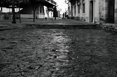 jlvil 222 Ausencia de color # 8  Ojo !! Piso mojado (jlvill) Tags: blanco negro blanconegro piso suelo humedad mojado 1001nightsthenew