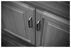 250/365 Cabinet Handles (OhWowMan) Tags: 365the2019edition 3652019 day250365 07sep19 ohwowman nikon nikkor d3300 acdseepro9 my2019challenge 365project animageaday dailyphotography blackandwhite blackwhite bw black white monochrome