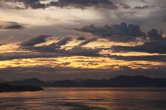 Strait (Teruhide Tomori) Tags: evening sunset cloud sky sea strait imabari ehime japan japon landscape nature kurushimastrait setoinlandsea 来島海峡 瀬戸内海 愛媛 今治 日本 風景 海 四国 夕焼け 日没