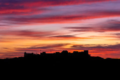 Sunset Over Castelo De Silves (www.craigrogers.photography) Tags: sunset silves faro castle castelodesilves algarve portugal sun clouds colours
