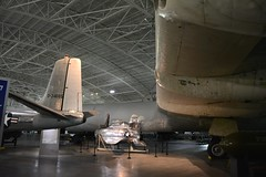 SAC_0100a B-36 and XF-85 parasite fighter (kurtsj00) Tags: sac museum strategic air command