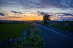 R0105508- on1 (Douglas Jarvis) Tags: ricoh grii landscape derbyshire foolow sunset evening