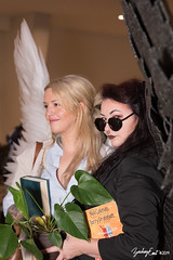 20190831-105511-5D4Z5120 (zjernst) Tags: 2019 aziraphale atlanta convention cosplay costume crowley dragoncon glasses goodomens summer wings