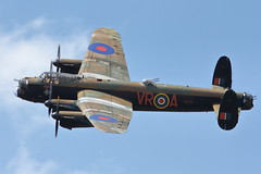 "Avro Lancaster - CWH ""Vera"" (Derek Mickeloff) Tags: avro lancaster vera cgvra 2019 brantford community charity airshow cwh canadian warplane heritage museum canon"