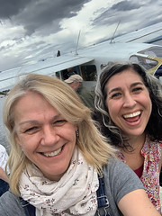 2019-8-10 Getting on a float plane