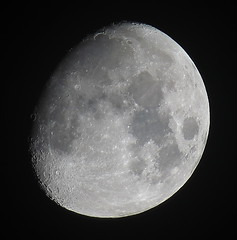 Waxing Gibbous Moon Illumination 84% IMG_6221 (Ted_Roger_Karson) Tags: waxinggibbousillumination84 northern illinois canon powershot sx50 hs 50x optical zoom waxing gibbous tonights moon moonwatch capture shot raw jpeg test photo telephoto thisisexcellent twop telephotos solareclipse lunartics sx lunar sky