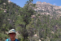 Ellen, Along Mint Wash, Granite Mountain Recreation Area (EllenJo) Tags: prescott prescottarizona yavapaicounty arizona september9 2019 prescottaz az