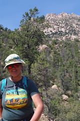 Along Mint Wash, Granite Mountain Recreation Area (EllenJo) Tags: prescott prescottarizona yavapaicounty arizona september9 2019 prescottaz az newhat kolobcanyonstshirt zionkolobcanyonsshirt