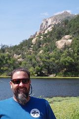 Chad, happy! (EllenJo) Tags: prescott prescottarizona yavapaicounty arizona september9 2019 prescottaz az