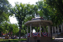 Yavapai County Courthouse and Bandstand (EllenJo) Tags: prescott prescottarizona yavapaicounty arizona september9 2019 prescottaz az