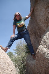 Ellen bouldered up (EllenJo) Tags: prescott prescottarizona yavapaicounty arizona september9 2019 prescottaz az