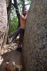 Granite hugger (EllenJo) Tags: prescott prescottarizona yavapaicounty arizona september9 2019 prescottaz az