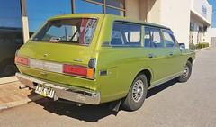 Datsun 260C Wagon Estate (© Andrew) Tags: car auto coche voiture old classic nissan