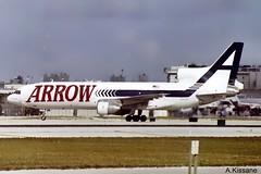 ARROW AIR L1011 N307GB (Adrian.Kissane) Tags: sky aviation outdoors taxing airport freighter cargo tristar airline jet plane aircraft aeroplane n307gb 1131 1998 l1011 miami arrowair