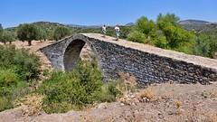 Kremasti Brücke auf Lesbos (Sanseira) Tags: griechenland greece lesbos lesvos kremasti brücke bridge napi disa jeep tour agia paraskevi