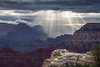 Witness (Kirk Lougheed) Tags: arizona coloradoplateau grandcanyon grandcanyonnationalpark matherpoint southrim usa unitedstates canyon cloud crepuscularrays landscape nationalpark outdoor park rain rainshower rim sky summer sunbeam