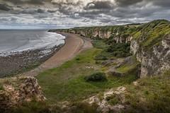 Blast Beach, Co Durham (DM Allan) Tags: blastbeach seaham dawdon coast durhamheritagecoast beaconhill