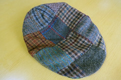 Dad's Birthday (sjrankin) Tags: 10september2019 edited kitahiroshima hokkaido japan hat dad cap birthday closeup