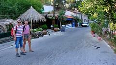 Taverne bei Agiasos auf Lesbos (Sanseira) Tags: griechenland greece lesbos lesvos disa travel jeep tour agiasos