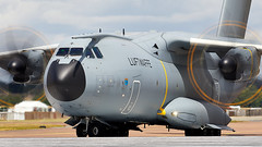 A400M (Bernie Condon) Tags: riat airtattoo tattoo ffd fairford raffairford airfield aircraft plane flying aviation display airshow uk military warplane airbus a400m airlift transport cargo tactical atlas grizzly german luftwaffe germanairforce