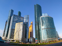 Moscow CIty Center 1Hs-Day (Phuketian.S) Tags: moscow russia capital urban building river architecture day landscape cityscape town bridge skyscraper temple church retro modern house glass mirror window phuketian
