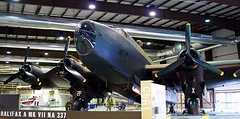 "Handley Page Halifax Bomber 43 • <a style=""font-size:0.8em;"" href=""http://www.flickr.com/photos/81723459@N04/48710208893/"" target=""_blank"">View on Flickr</a>"