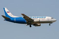 EI-CDH (PlanePixNase) Tags: frankfurt fra eddf airport aircraft planespotting pulkovo boeing 737 b735 737500 rossia rossiya 735