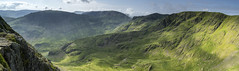 Grisedale (l4ts) Tags: landscape cumbria lakedistrict patterdale grisedale nethermostcove nethermostpike stridingedge st sunday crag dollywaggonpike panorama fairfield