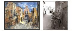 BELCHITE-PINTURA-CONCURSO-PAISAJES-ZARAGOZA-HISTORIA-GUERRA CIVIL-ESPAÑA-FOTOS-PINTANDO-MONUMENTOS-RUINAS-ARTISTA-PINTOR-ERNEST DESCALS (Ernest Descals) Tags: belchite zaragoza puebloviejo historia guerracivil españa monumentos ruinas portal portaldelavilla capilladelavirgen concurso concursos pintura pinturas cuadro cuadros pintar pintando excursion viajar art arte artwork paint pictures historicos paisajes paisaje landscaping landscape paisatges pintor pintors pintires aragon painter painters painting paintings fotos ernestdescals plastica artistas plasticos civilwar spain quadres pintures pintores callemayor