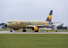 Thomas Cook Airlines (I ❤ Cook's Club Livery) Airbus A321-211 G-TCDV (josh83680) Tags: manchesterairport manchester airport man egcc gtcdv airbus airbusa321211 a321211 airbusa321200 a321200 i ❤ cooks club livery i❤cooksclub i❤cooksclublivery thomas cook airlines thomascookairlines thomascook