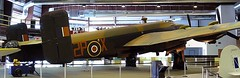 "Handley Page Halifax Bomber 42 • <a style=""font-size:0.8em;"" href=""http://www.flickr.com/photos/81723459@N04/48710543201/"" target=""_blank"">View on Flickr</a>"