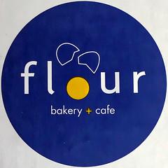 flour bakery + cafe (Timothy Valentine) Tags: label packaging large 2019 0919 squaredcircle norfolk massachusetts unitedstatesofamerica