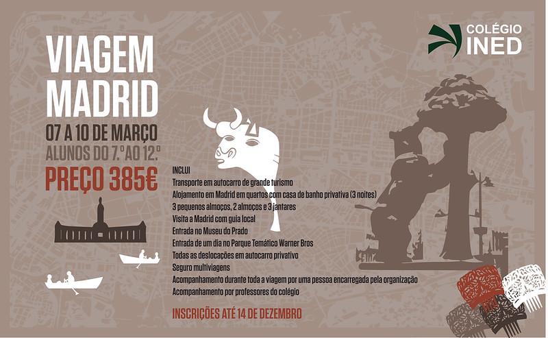 cartaz madrid