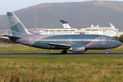 LY-FLT_01 (GH@BHD) Tags: lyflt boeing 737 735 737500 b737 b735 737522 klasjet belfastcityairport bhd egac aircraft aviation airliner