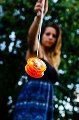 Yo-yo (Gábor.Siska) Tags: nikondseries nikonphotography nikkor nikonhungary nikonphoto nikond7000 nikon d7000series d7000 dslr yoyo game girl summer day daily photography photo photoshoot creativephoto creative