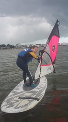 Beginners Windsurfing Lessons - August 2019
