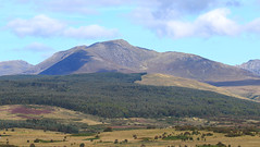 Beinn Tarsuinn on Arran (826m) (Dave Russell (1.5 million views thanks)) Tags: west landscape island scotland clyde scenery view outdoor hill scene hills western land scape isle arran ecosse sky mountain mountains nature forest photography photo forrest photograph tarsuinn beinn tarsun