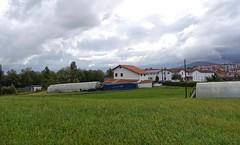 Nubes y lluvia hoy a la mañana en Hondarribia (eitb.eus) Tags: eitbcom 16599 g1 tiemponaturaleza tiempon2019 gipuzkoa hondarribia josemariavega