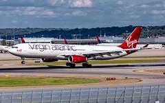 MSP G-VGBR (Moments In Flight) Tags: minneapolisstpaulinternationalairport msp kmsp mspairport aviation airliner gvgbr virginatlanticairways vir airbus a330 a333 a330343 deltatechops
