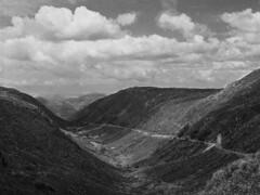 Zêzere glaciar valley (lebre.jaime) Tags: portugal beira estrelahighland estrelamountainrange landscape mountain sky clouds analogic mediumformat mf film120 bw blackwhite noiretblanc nb pb pretobranco ptbw hasselblad 500cm carlzeiss planar cf2880 epson v600 affinity affinityphoto