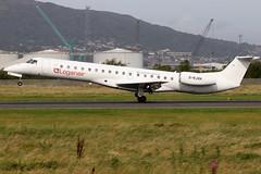 G-RJXH_10 (GH@BHD) Tags: grjxh embraer erj145 erj145ep lc lm log loganair belfastcityairport regionaljet bhd egac aircraft aviation airliner