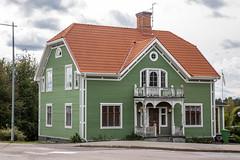 Traditional wooden swedish house (Burminordlicht) Tags: woodenhouse woodenstyle woodenhouses house houses oldstyle sweden schweden sverige dalarna nordisch nordichouses nordicbuildings nordic
