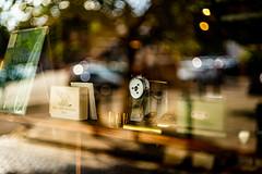 Pencil Sharpener (jayneboo) Tags: 50collapsiblesummicron shrewsbury leica artcadia shop printing printers letterpress design studio window display light bokeh