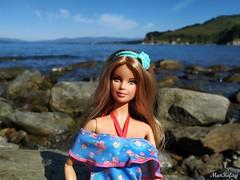 3 (MarKifay) Tags: love ken mattel barbie dolls doll sea nature water horizon stones beach primorsky krai hills basics jeans moschino