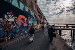 Ginjal (dogslobber) Tags: yellow lisbon lisboa portugal europe travel adventure explore wander ginjal graffiti street art