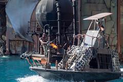 Waterworld. (LisaDiazPhotos) Tags: lisadiazphotos universal studios hollywood unistudios waterworld